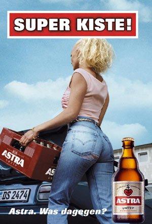 lustige Bilder, funny pics, Astra Bier