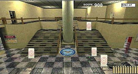 Counter-Strike Onlinespiel in Flash